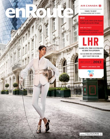 Air Canada enRoute Magazine —July   juillet 2012 by Spafax - issuu 6139d2f13d9