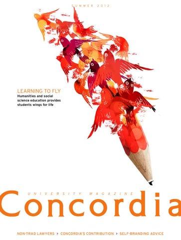 Concordia Magazine Summer 2012 By Concordia University Issuu