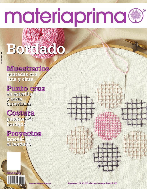 Nº 117 Julio 2012 - Bordado by Materia Prima - issuu