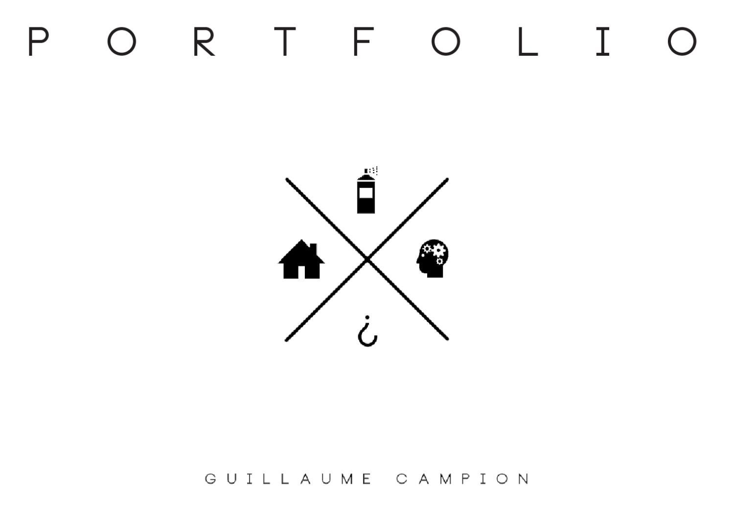 portfolio 2012 by Guillaume Campion - issuu