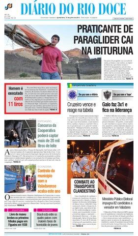 05e7be09ca Diário do Rio Doce - Edição 10 07 2012 by Diário do Rio Doce - issuu