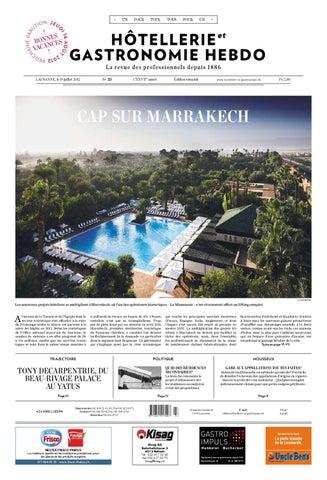 Marvelous HetG Hebdo 23/2012 By Hotellerie_Gastronomie_Verlag   Issuu