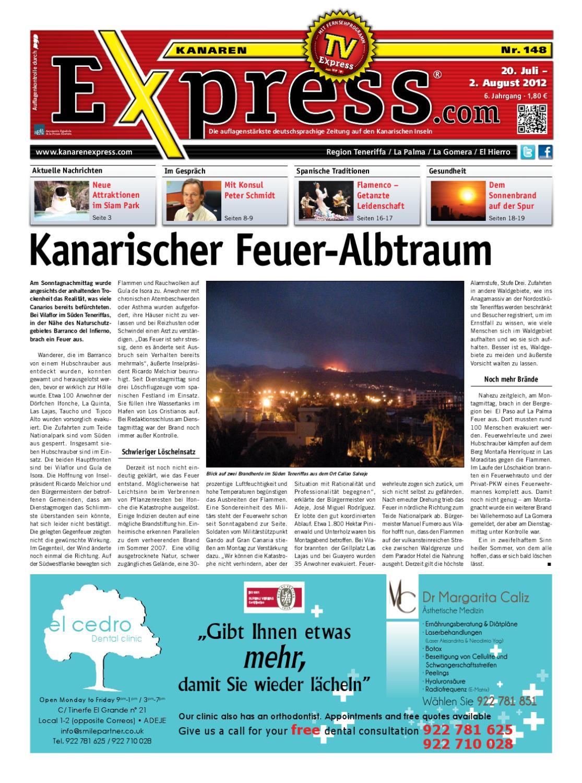 Kanaren Express, Ausgabe 148 Teneriffa by Island Connections Media ...