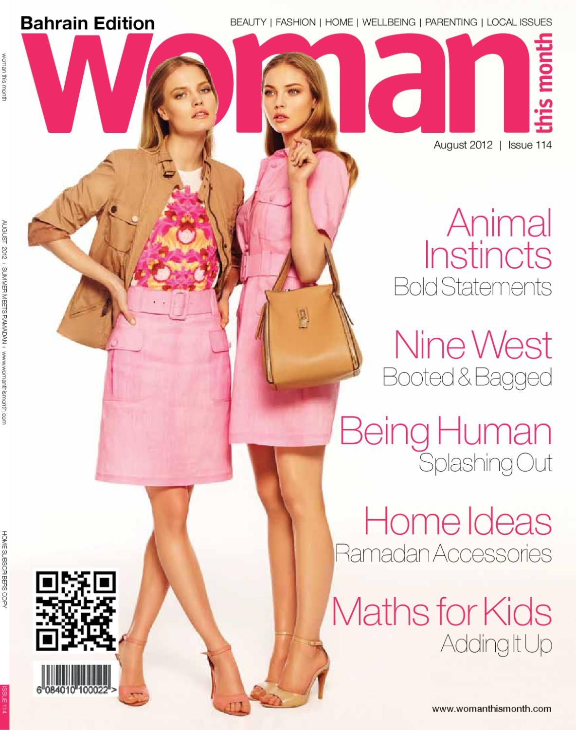 28866a6c1d5 Woman This Month - August 2012 by Red House Marketing - issuu