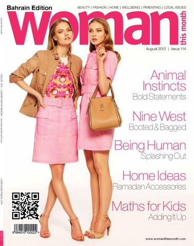 61c4a0237dba Woman This Month - August 2012 by Red House Marketing - issuu