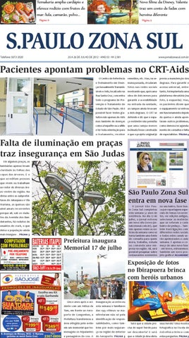 20 a 26 de julho de 2012 jornal s o paulo zona sul by jornal zona rh issuu com