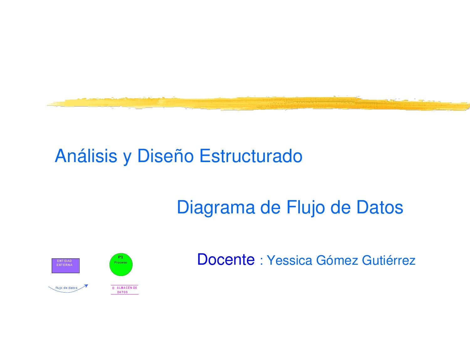 Diagrama de flujo de datos by hcam eduacionaci issuu ccuart Image collections