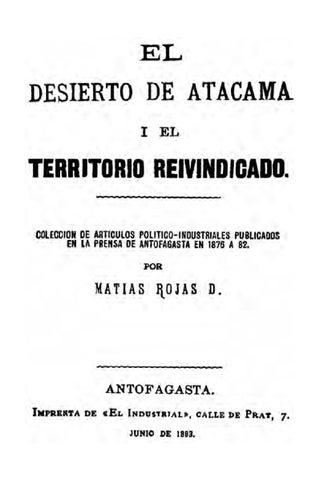 El Desierto De Atacama By Alberto Manzog Issuu