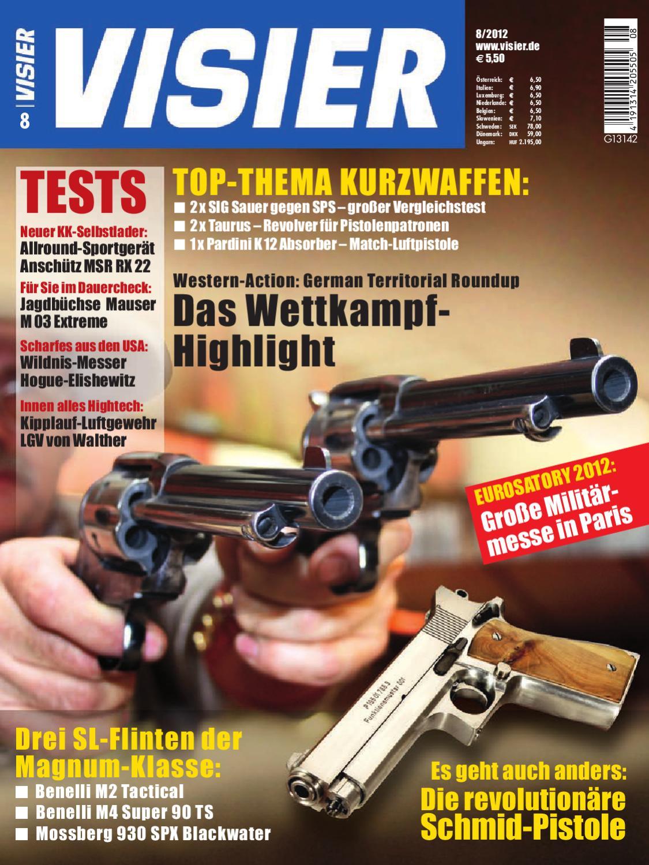 VISIER 08/2012 Leseprobe by VS Medien GmbH - issuu