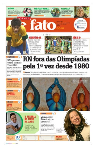 Jornal de Fato by Jornal de Fato - issuu 5808053ae9ac3
