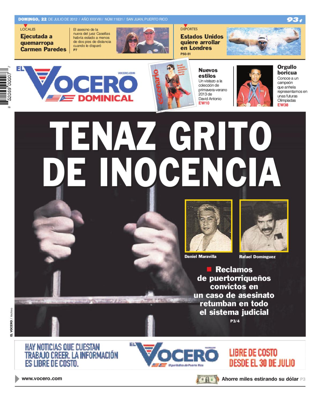 info for 647cc 44a31 El Vocero de Puerto Rico by El Vocero de Puerto Rico - issuu