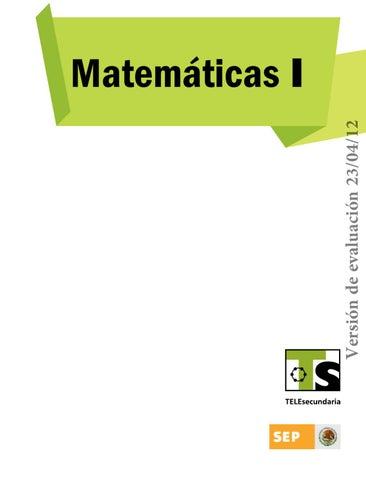 Matemáticas Primer Grado by Tomás Acosta Rodriguez - issuu
