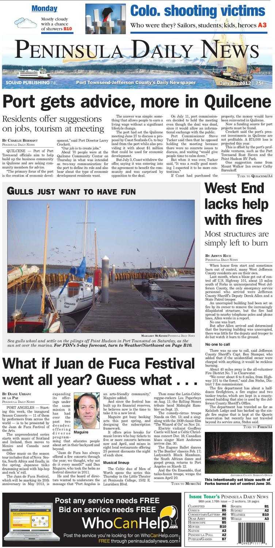Pdn20120723j By Peninsula Daily News Sequim Gazette Issuu