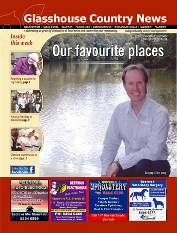 Edition 25 july 2012 by glasshouse country news issuu page 1 fandeluxe Gallery