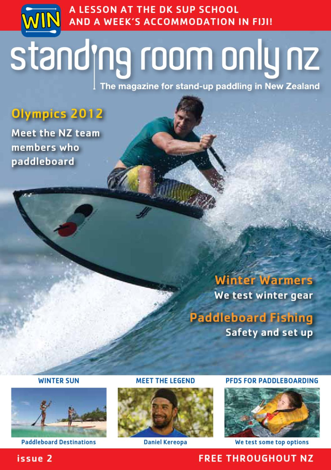 Standing Room Only NZ Issue Two by Standing Room Only NZ - issuu