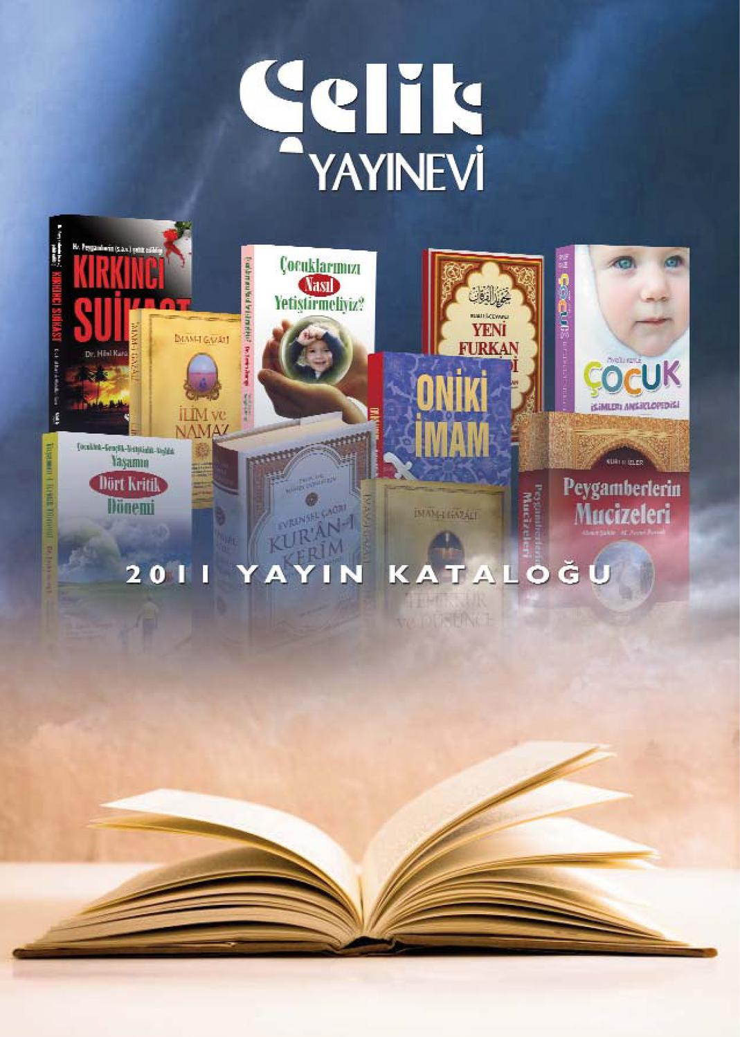 Celik Yayinevi 2011 Katalogu By Emrullah Tastan Issuu