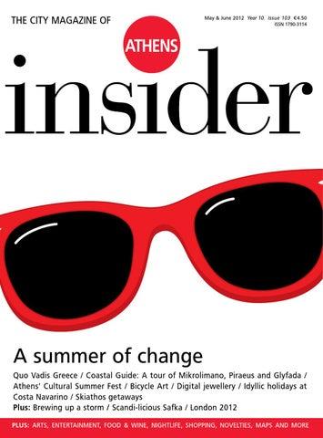 b589250044 Insider 103 May - June 2012 by Insider Publications - issuu