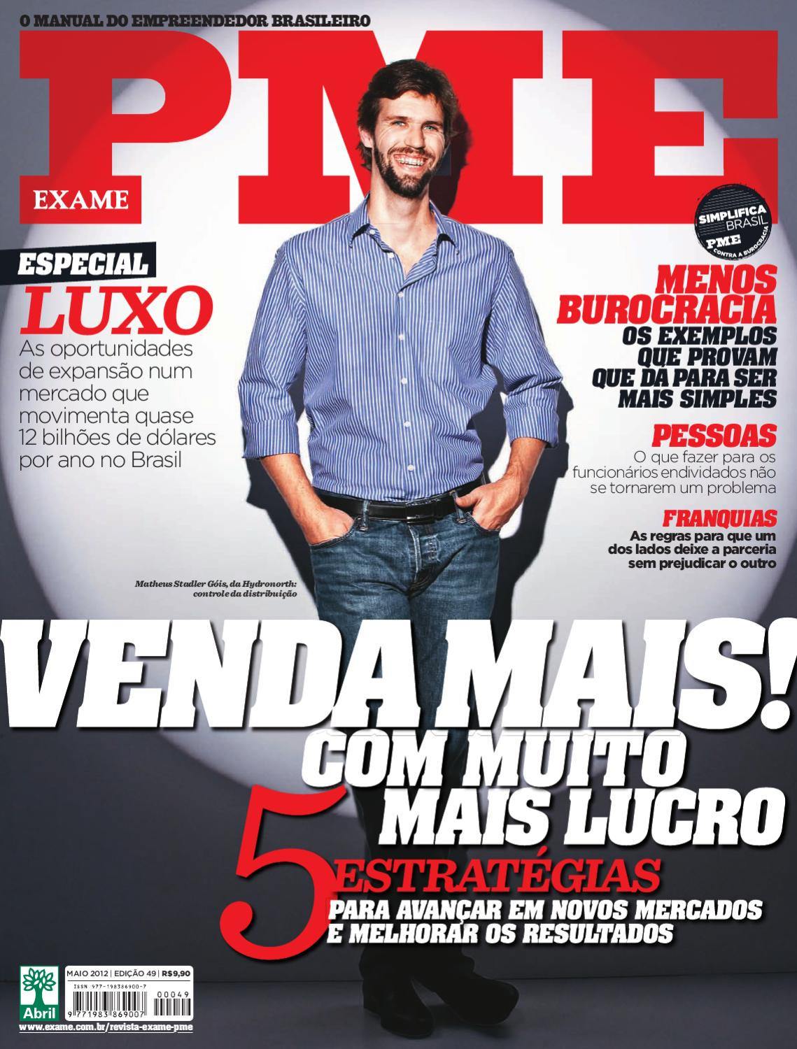 8d2c14881 EXAME PME 49 by Revista EXAME - issuu