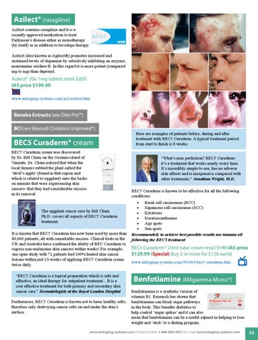 Aging Matters Magazine Issue 3 by International Antiaging Systems