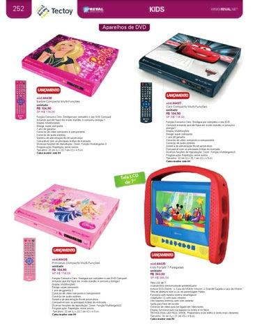 c8645d05eb Revista Reval Kids 2012 - Parte 2 by Reval Atacado de Papelaria Ltda ...