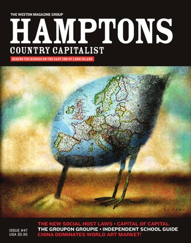 hamptons country capitalist by Weston Magazine Group - issuu 83d54a6488c