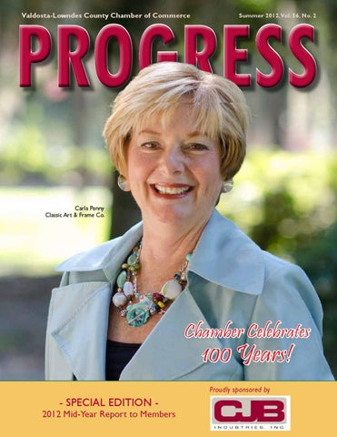 Progress 2012 Summer Issue By Wanda Stanley Issuu