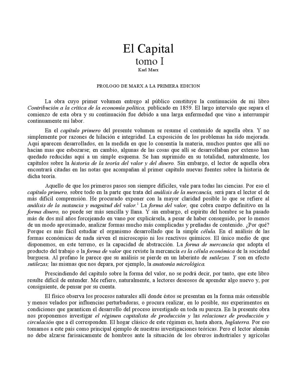 22565438-Marx-Karl-El-Capital-1 by Biblioteca deClio - issuu