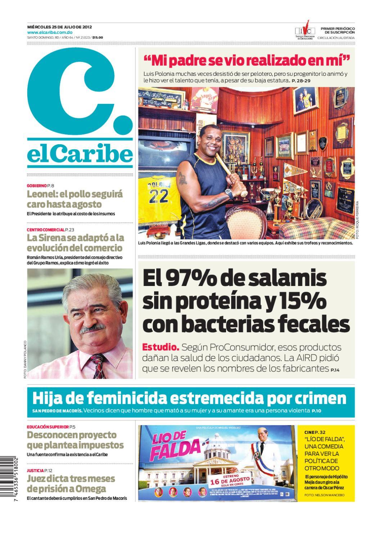 1f2300593b elCaribe by Multimedios del Caribe - issuu
