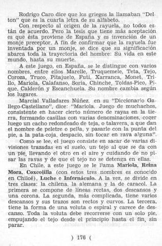 Folklore chileno by alberto manzog - issuu