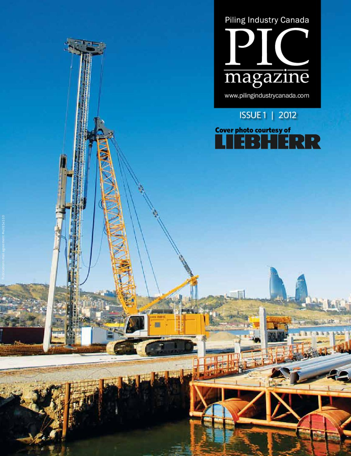 Piling Industry Canada By Del Communications Inc Issuu