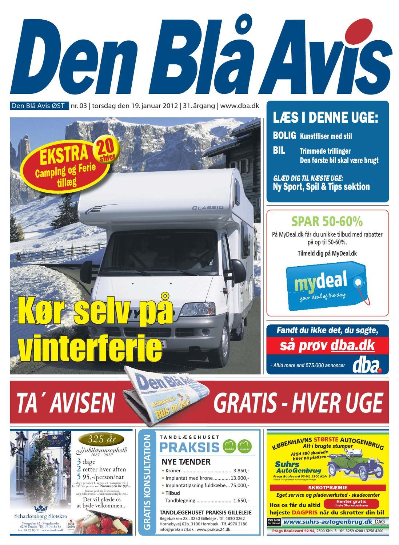 1ece4994257 Den Blå Avis - ØST - 03-2012 by Grafik DBA - issuu