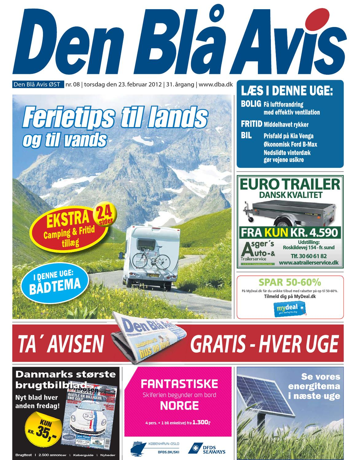on sale 7ff64 aec8c Den Blå Avis - ØST - 08-2012 by Grafik DBA - issuu