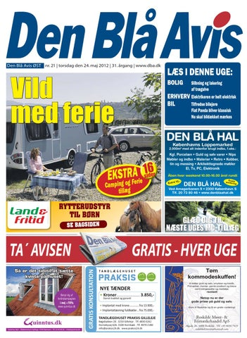 45f910ca Den Blå Avis - ØST - 21-2012 by Grafik DBA - issuu