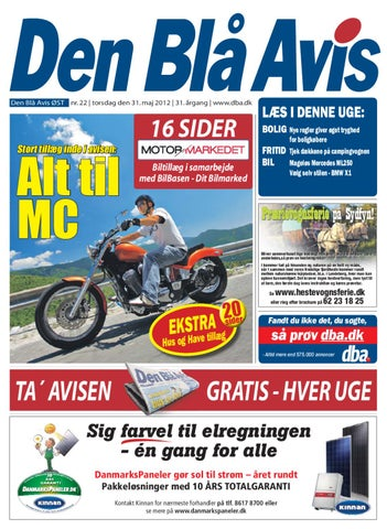 42f93a975943 Den Blå Avis - ØST - 22-2012 by Grafik DBA - issuu