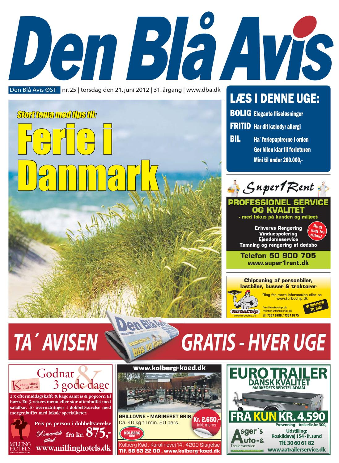 9d76d9577647 Den Blå Avis - ØST - 25-2012 by Grafik DBA - issuu