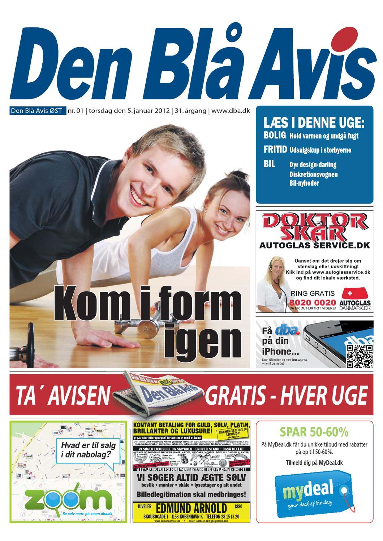 f45b596cd86 Den Blå Avis - ØST - 01-2012 by Grafik DBA - issuu