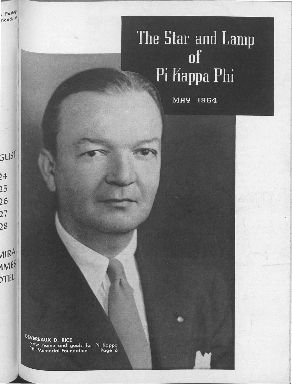 1964 2 May By Pi Kappa Phi Issuu Harley Davidson Servi Car Wiring Diagram