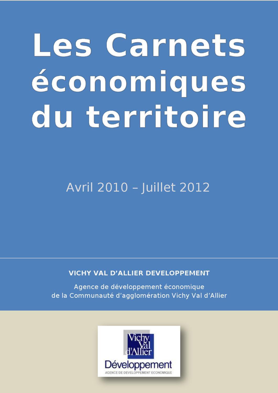 6ee5bdd1982f75 carnets eco ete 2012 by Vichy Communauté Développement - issuu