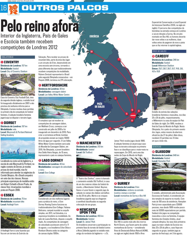 Jornal Placar Londres 2012 - Ed 214 by Revista Placar - issuu 2a4655279441d