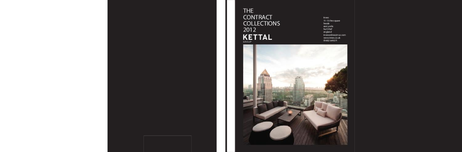 Kettal Contracts 2012 By IvorInnes   Issuu