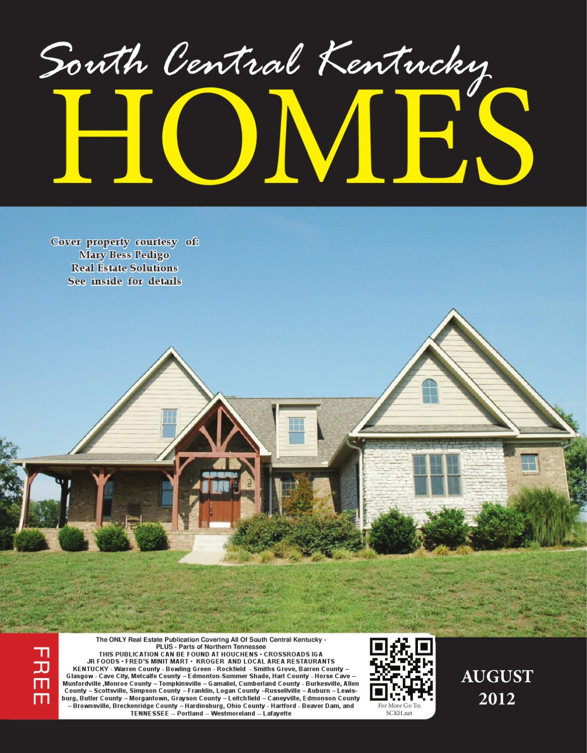 South Central KY HOMES by Home Market Magazine - issuu on