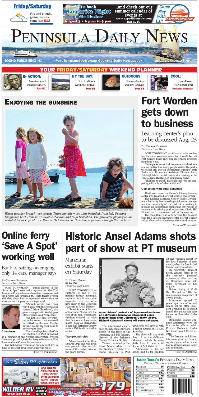 PDN20120727J by Peninsula Daily News & Sequim Gazette - issuu