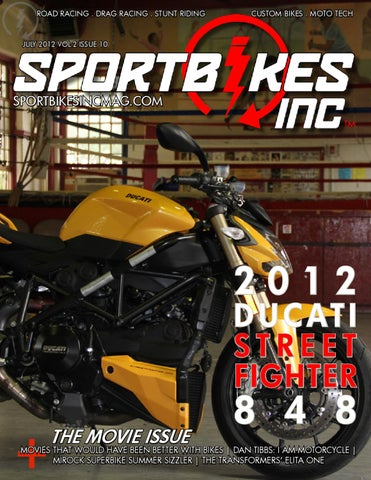 Sportbikes inc magazine july 2012 volume 2 issue 10 by hard page 1 fandeluxe Gallery