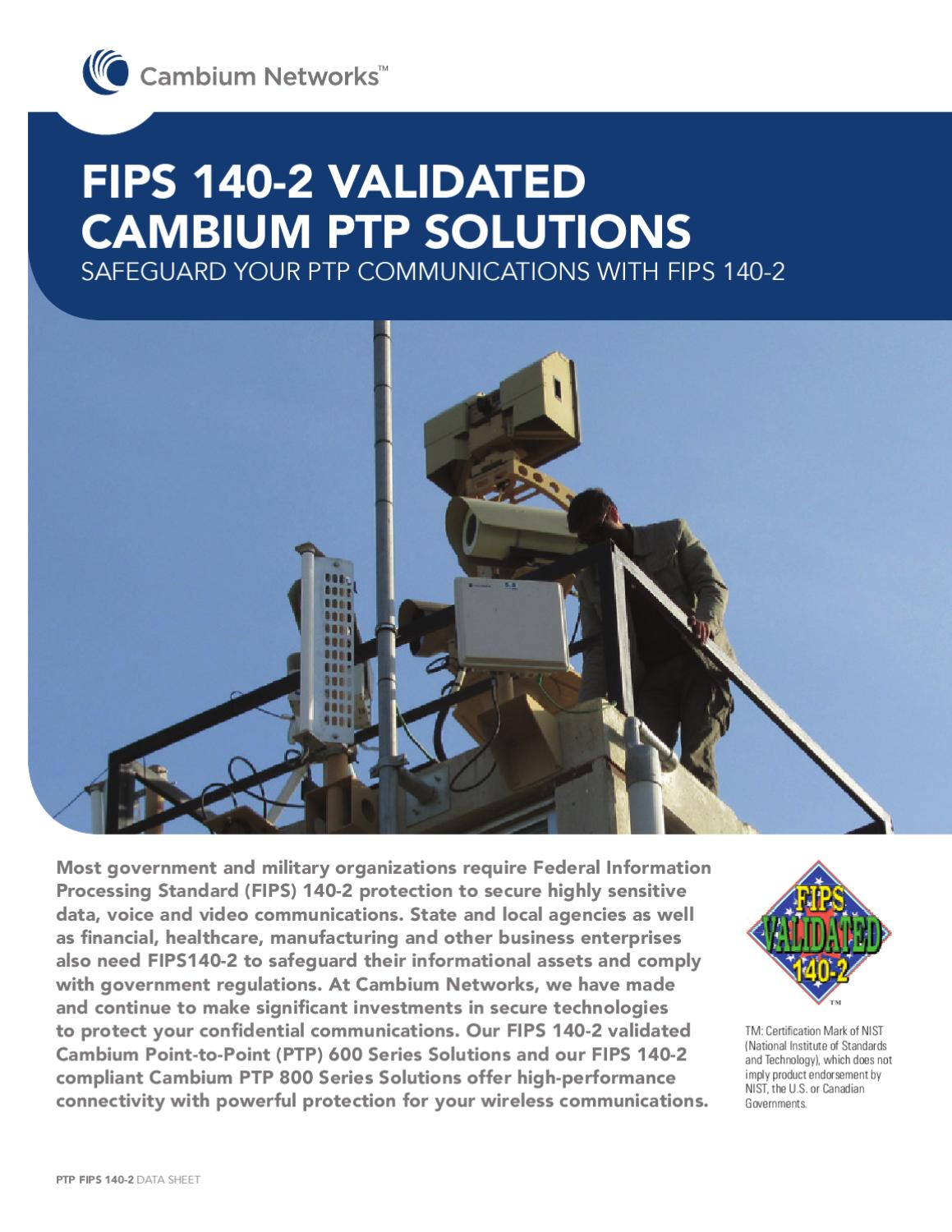 Cn Fips 140 2 Ds 011812 Final By Advantec Distribution Issuu