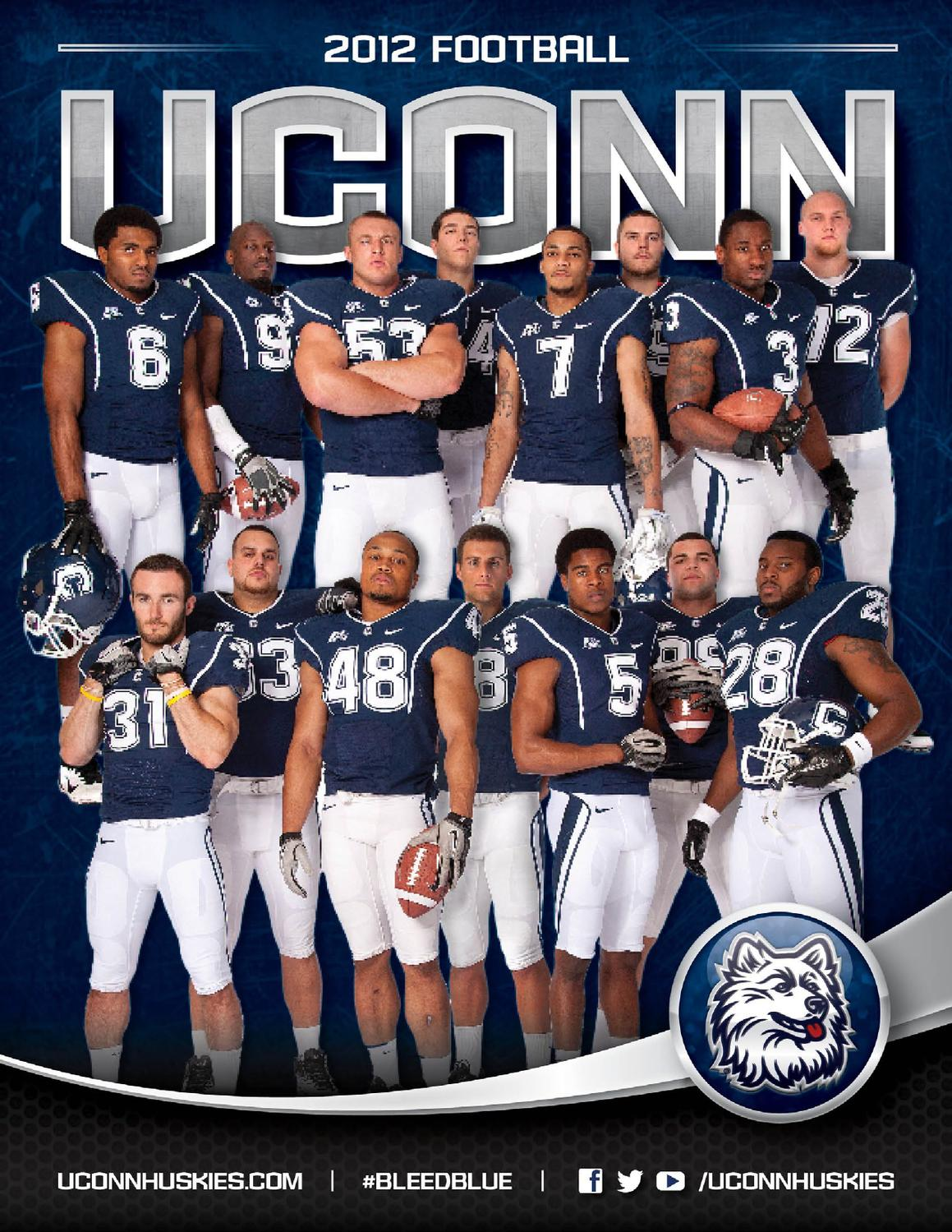 b700c845cc1 2012 UConn Football Media Guide by UConn Divison of Athletics - issuu