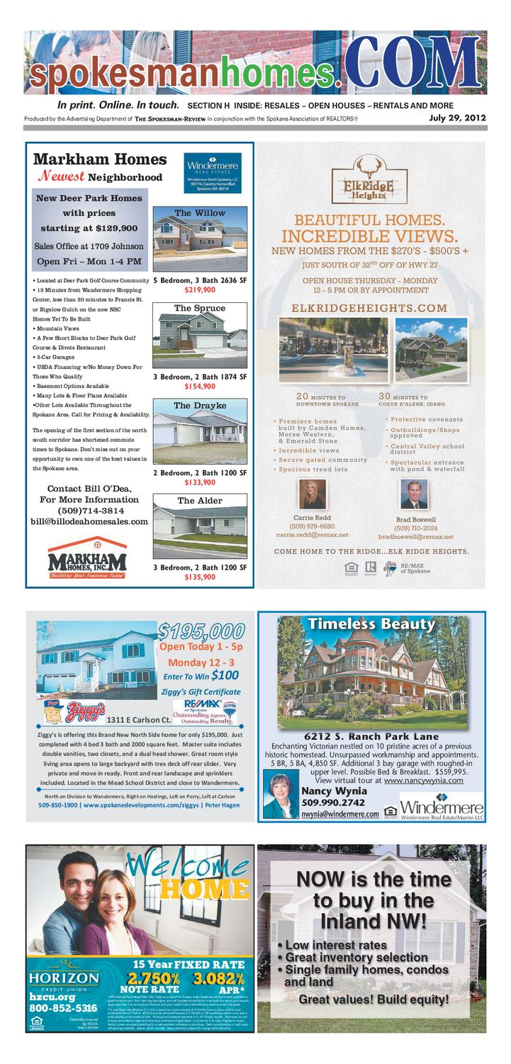 Real Estate 072912 by Cowles Publishing - issuu on 2000 skyline mobile home floor plans, 2005 fleetwood mobile home floor plans, 2007 fleetwood mobile home floor plans, 2006 fleetwood mobile home floor plans,
