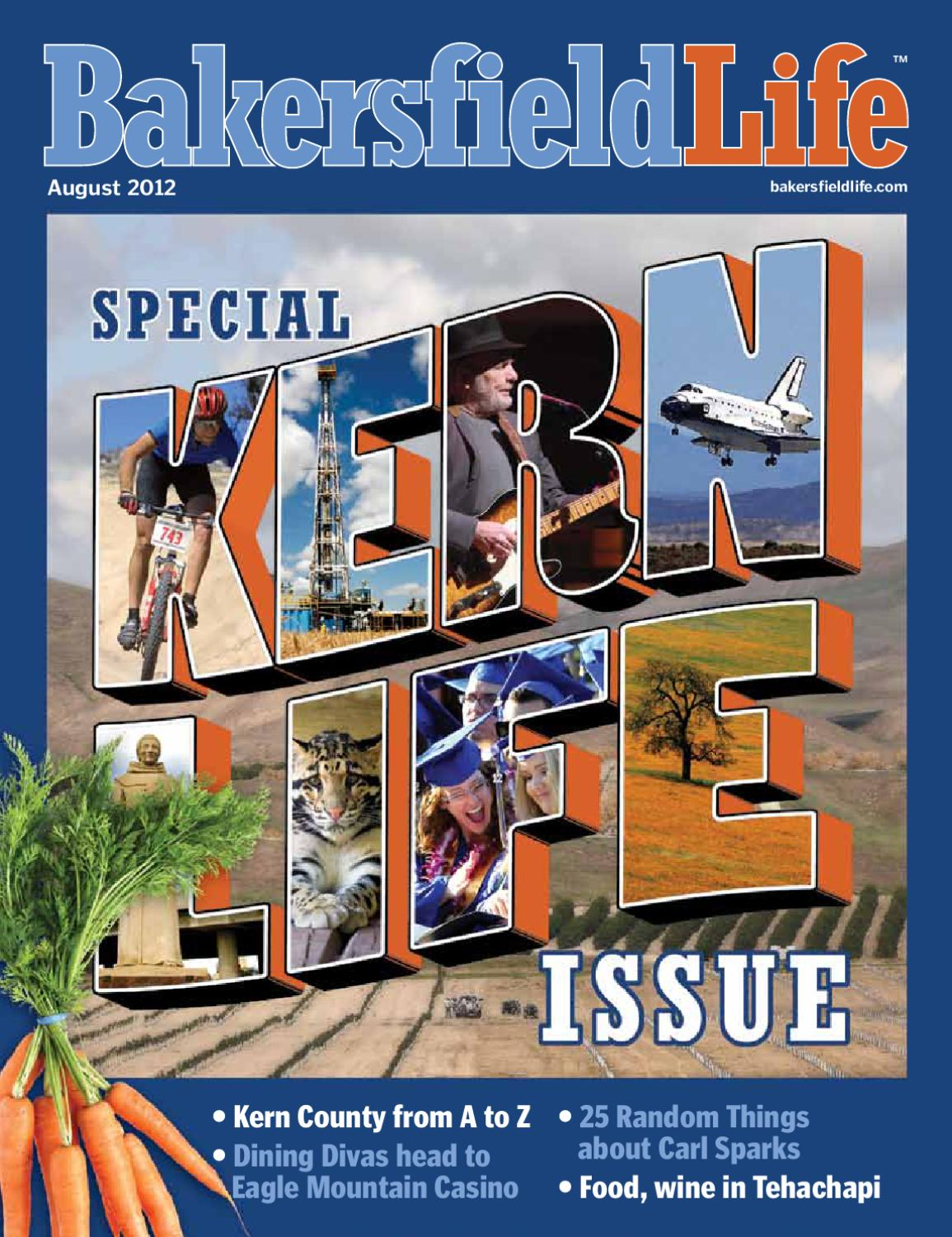 Bakersfield Life Magazine August 2012 by TBC Media Specialty ...