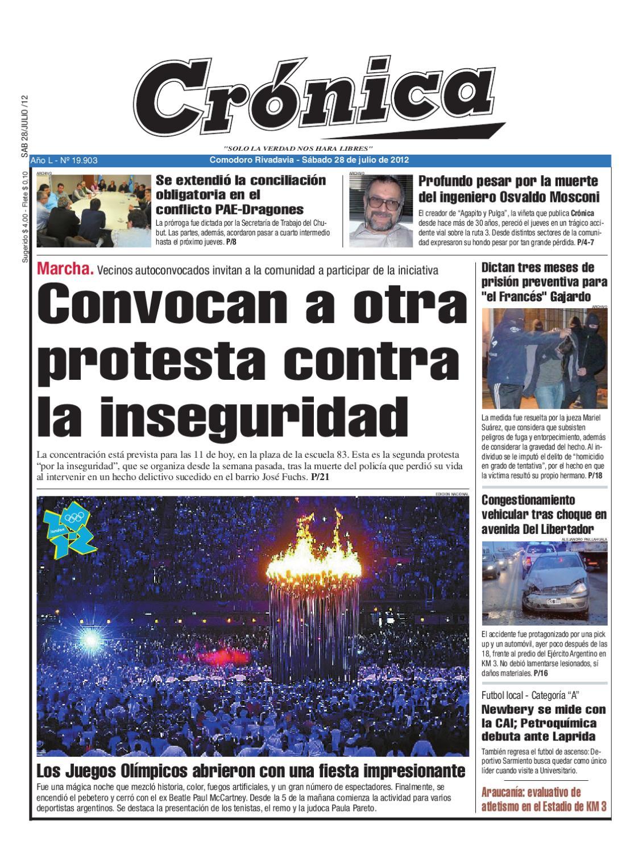 cd8311f6e731 by Diario Crónica - issuu