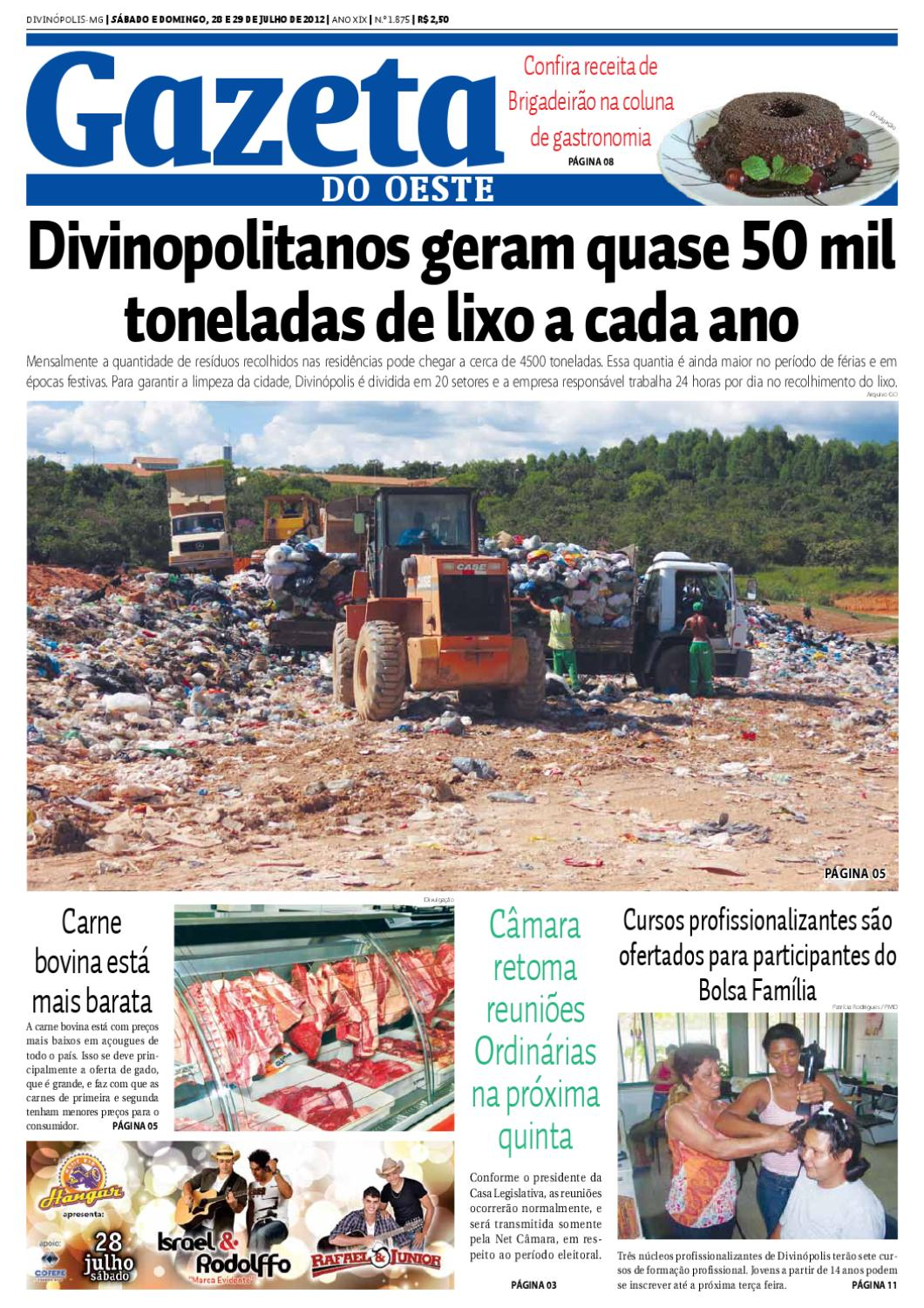 Gazeta do Oeste by Portal G37 - issuu c837a0d991160