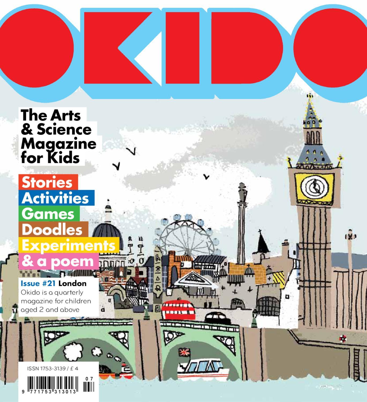 Okido Issue 21 London By Okido Magazine Issuu